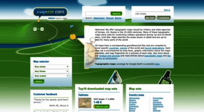 mapstor.com