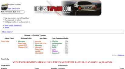 mareaturkiye.com - marea türkiye