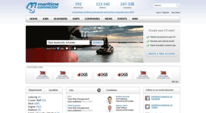 maritime-connector.com