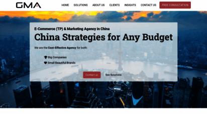 marketingtochina.com - marketing china - connect your business to china
