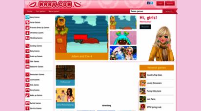 mary.com - mary.com - girl games and gossip