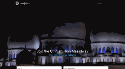 masjidway.com - the islamic social network  masjidway
