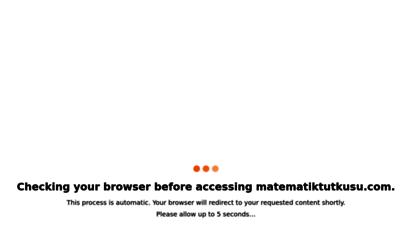 matematiktutkusu.com - matematiktutkusu.com 100 matematik ve geometri sitesi