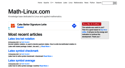 math-linux.com -