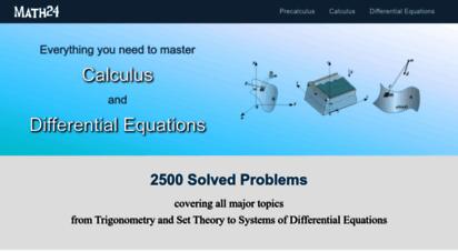 math24.net - home page