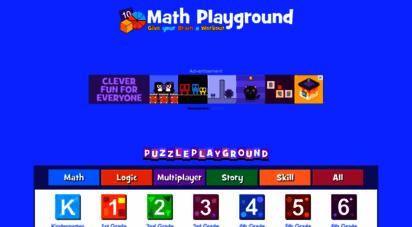 mathplayground.com - math games  math playground  fun for kids