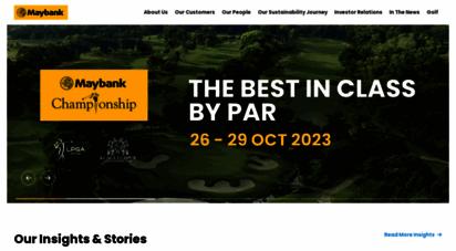 maybank.com -