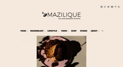 mazilique.ro - chez mazilique - bon vivant