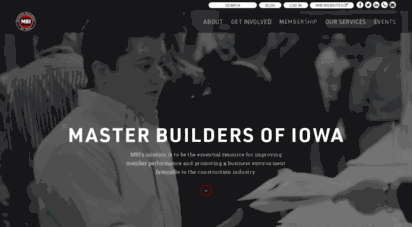 mbionline.com -  builders of iowa  quality people quality projects