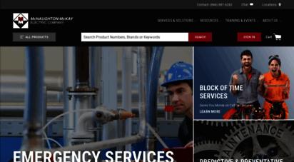 mc-mc.com - mcnaughton-mckay electric company