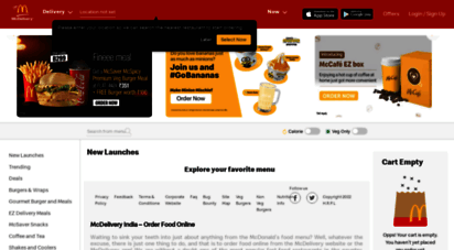 mcdelivery.co.in