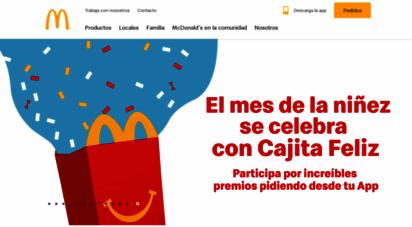 mcdonalds.cl