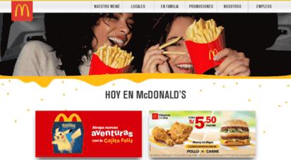 mcdonalds.com.pe