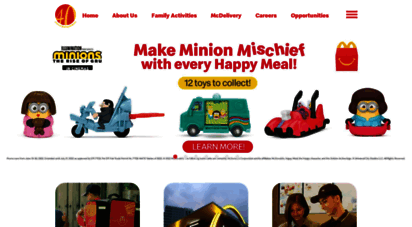 mcdonalds.com.ph - mcdonald´s philippines - love ko ´to