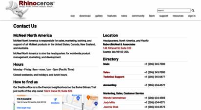 mcneel.com -