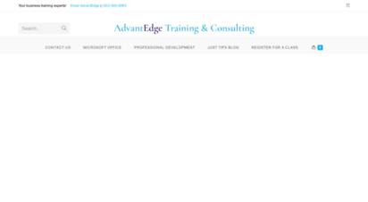 mcstech.net - business training denver & phoenix  microsoft training  advantedge training