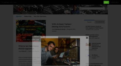 mcu-turkey.com - mcu turkey