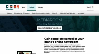 mediaroom.com -