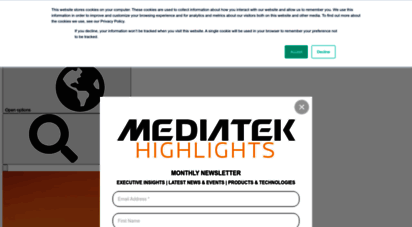 mediatek.com - mediatek: semiconductor products, technologies and innovations