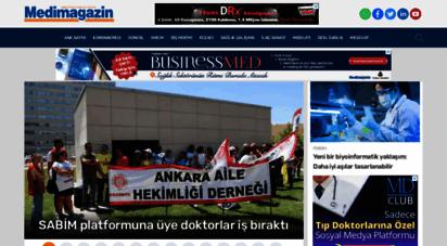 medimagazin.com.tr - medimagazin sağlık haber portalı  sağlık personeli haberleri