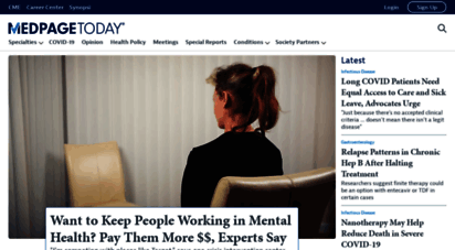 medpagetoday.com - medical news and free online cme  medpage today