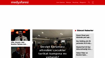 medyafaresi.com - medyafaresi haber  son dakika haberleri, haberler, gündem ve gazeteler