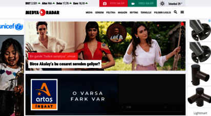 medyaradar.com - medyaradar - haber, medya, magazin, gündem