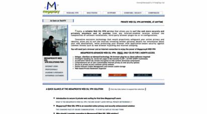 megaproxy.com - megaproxy® anonymous proxy - secure web surfing, private internet service