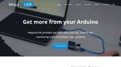 megunolink.com - megunolink pro  the swiss army knife for arduino
