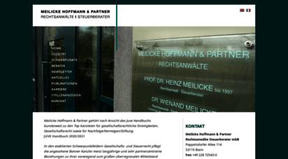meilicke-hoffmann.de -