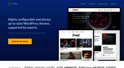 mekshq.com - meks  premium quality wordpress themes and plugins