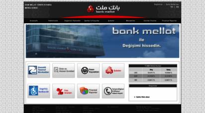 mellatbank.com