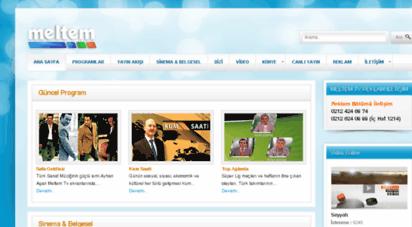 similar web sites like meltemtv.com.tr