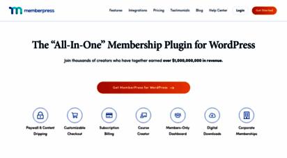 memberpress.com - here´s the wordpress membership plugin you need for 2020