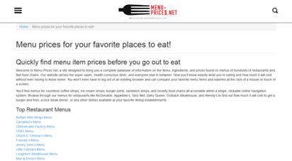 menu-prices.net