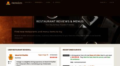 menuism.com -