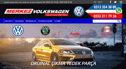 merkezvolkswagen.com - merkez volkswagen çıkma yedek parça-ankara - 0553 211 79 36