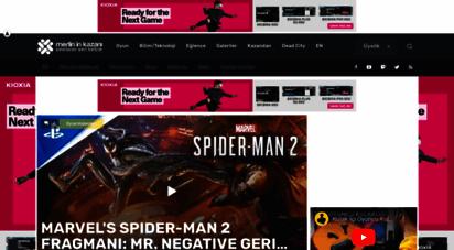 merlininkazani.com - merlin´in kazanı - oyun inceleme ve oyun haberleri