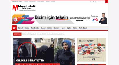 mersinhalkhaber.com