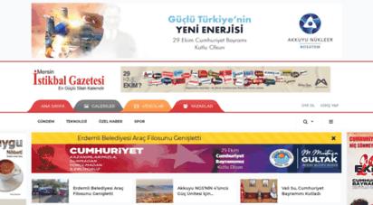 mersinistikbal.net - mersin istikbal gazetesi
