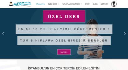mertetut.com - mert eğitim merkezi
