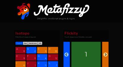 metafizzy.co -