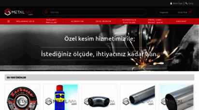 metalavm.com - metalavm  paslanmaz çelik ürünleri online satış