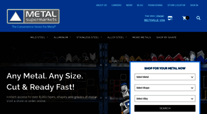 metalsupermarkets.com