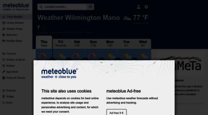 meteoblue.com - weather scranton - meteoblue
