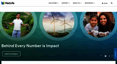metlife.com - insurance and employee benefits  metlife