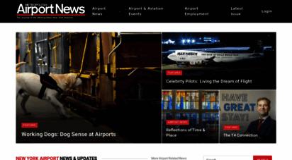 metroairportnews.com - new york airport news - metropolitan airport news - jfk, lga, ewr