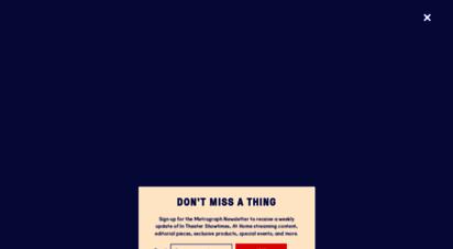 metrograph.com - metrograph.com is registered with pairnic.com