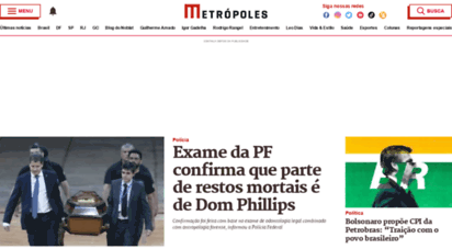 metropoles.com - metrpoles  o seu portal de notícias