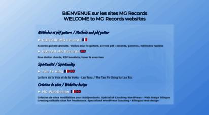 mg-records.com -